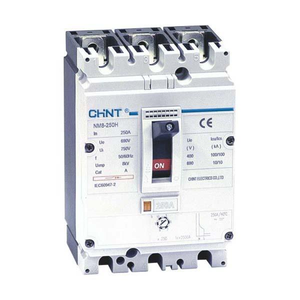 NM8S MCCB 4 CHINT NM8-800S-3P-630A