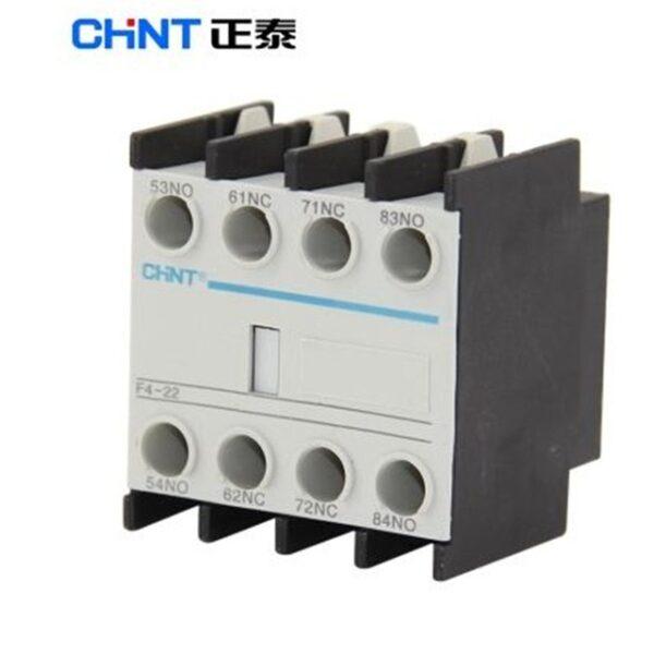contacto auxiliar 2na 2nc de enganche central f4 22 D NQ NP 945814 MEC26204536413 102017 F CHINT F4-11